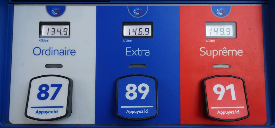 Gas Prices To Remain High For Much Of North America