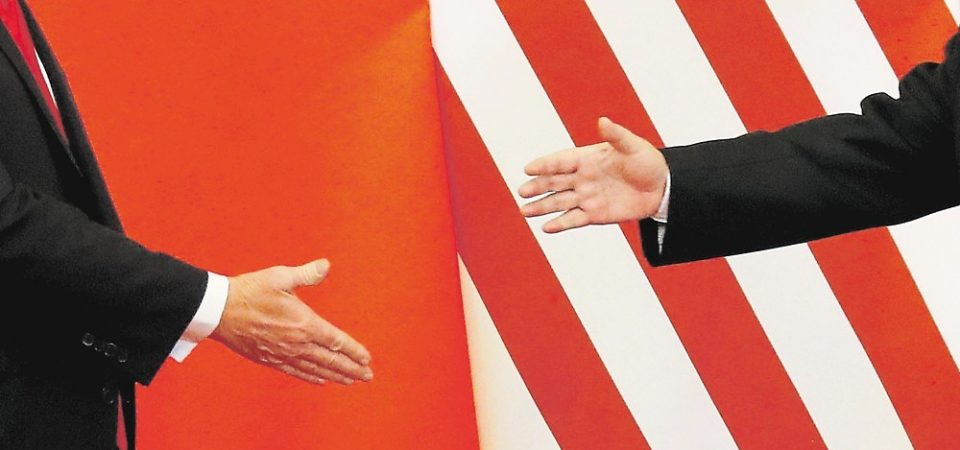 Trade Draft Agreement Between China And The United States
