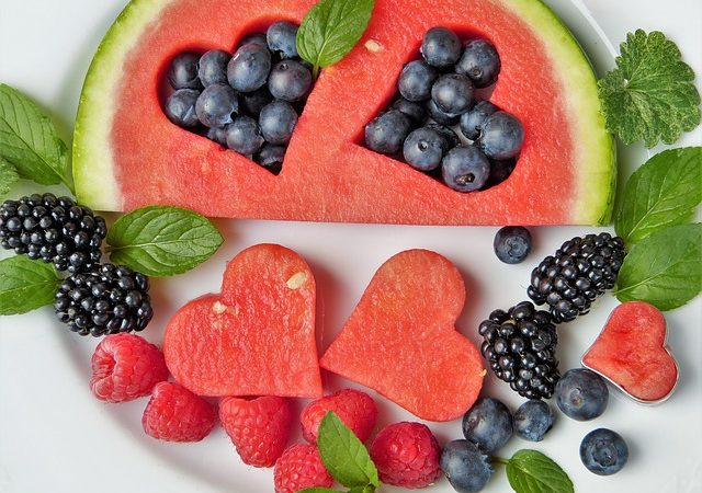 Five simple and healthy dessert ideas