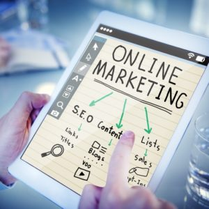 Five online marketing trends to watch for in 2018