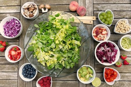 How to include more fruits and vegetables in your diet