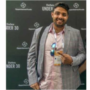 Say hello to Pranav Arora, the entrepreneur who's making waves around the world