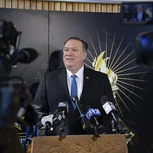 Mike Pompeo confuses media with COVID-19 statements
