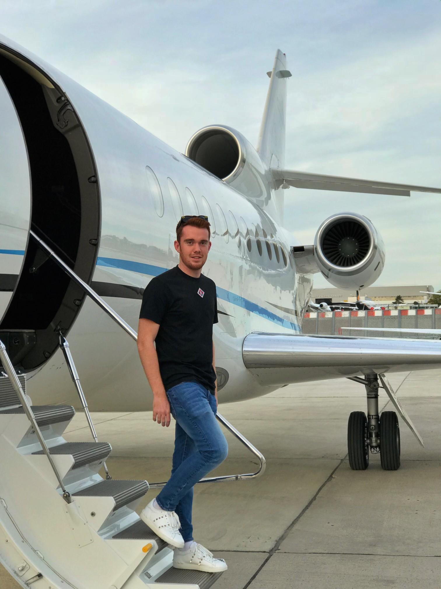 Dan Legg Ibiza holiday