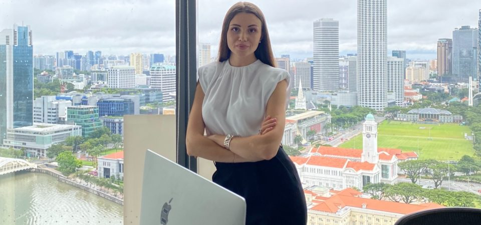 Female CEO of Gipnetix PTE LTD Reveals How to Start a Business amid the Global Crisis: Young and Successful