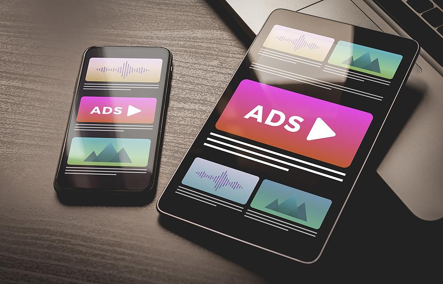 Display ads
