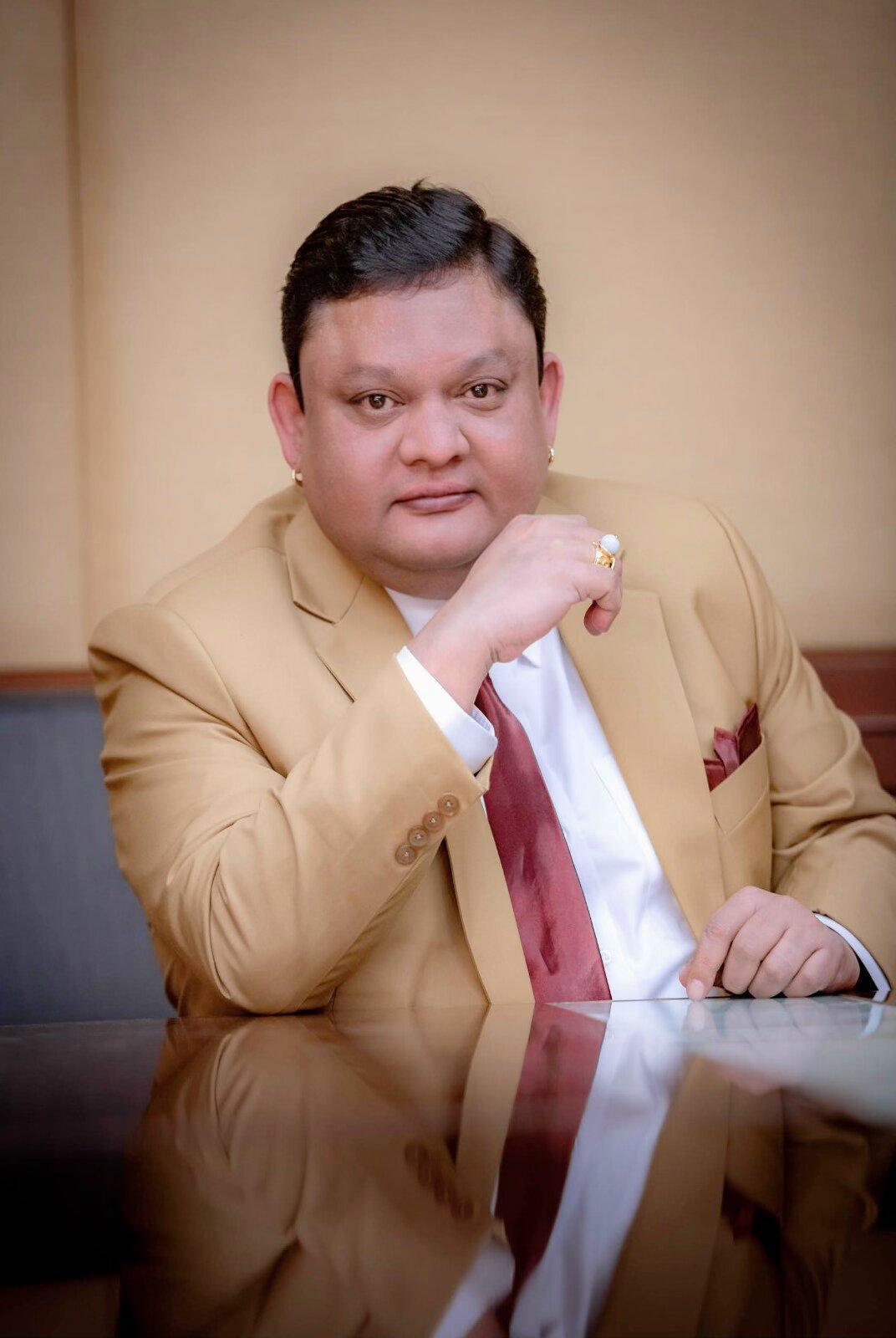 Guruji Shrii Arnav Mentor Gemstoneuniverse