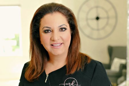 How Maya Darwiche built her own beauty business and lead it to success