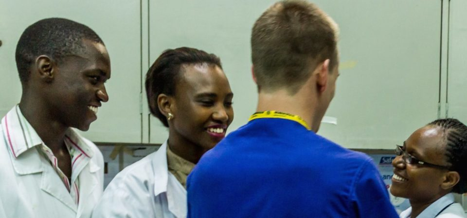 Doctors Without Borders closing the borders on Pre-Med students