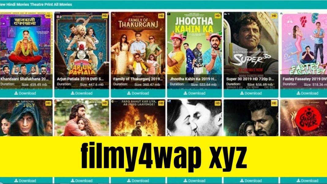 Filmy4wap.xyz No.1 Movies Download Site
